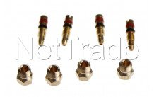 Bosch - Kit injecteurs gaz butane - 00605691
