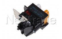 Miele - Interrupteur - 2 touches -  2.12900.112geh.weiss - 05754861