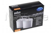 Braun - Filtre a eau brsc006 - BRSC006