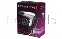 Remington - Power volume 2000 eco-setting, concentrateur & dif - D3015