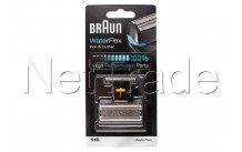 Braun - Combi pack - 360° complet  - 51b - black - 81469220