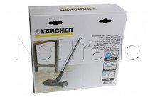 Karcher - Brosse d'aspirateur sol durs eau et poussières - 28630000