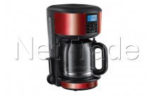 Russell hobbs - Cafetière rouge legacy - 2068256