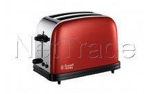 Russell hobbs - Grille-pain colours rouge flamboyant - 2139156