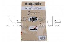 Magimix - Filtres friteuses - 17027