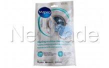 Wpro - Powerfresh désodorisant et nettoyant pour lave-lin - 484000001180