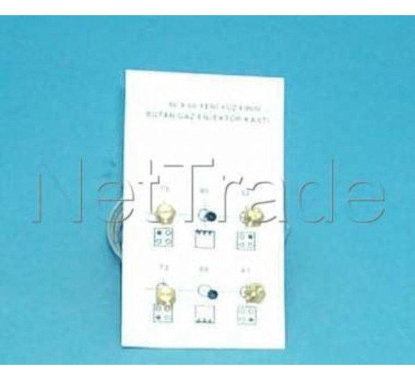 Beko - Kit gicleurs gaz butane / propane  hih64110w/x - 8831100016