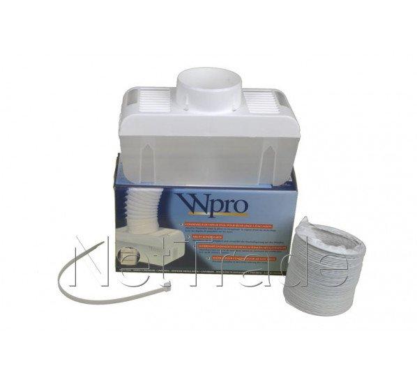 Wpro acc kit condenseur 481281729149 - Kit condenseur seche linge ...