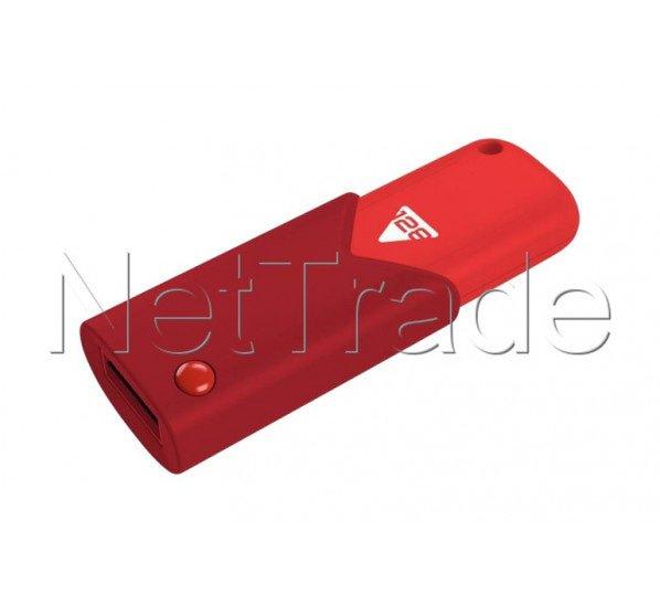 Emtec usb3.1 click fast b100 128gb red - ECMMD128GB103R