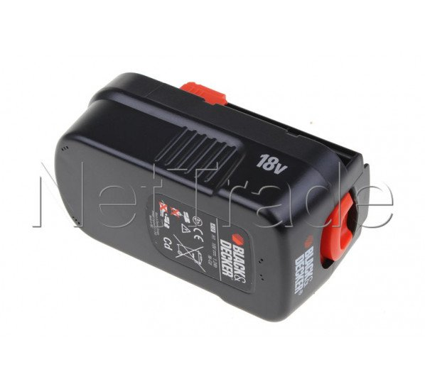 Black&decker - Batterie rechargeable  18v- 1.5ah - 510355300