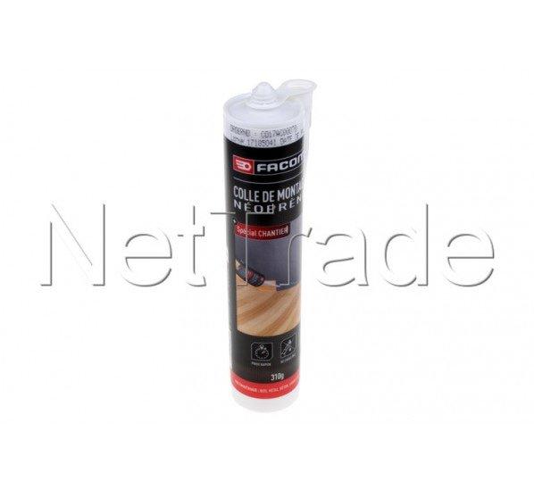 Facom - Colle de montage neoprene - 310 g en cartouche - 84801