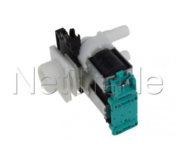Bosch - Electrovanne - double - droit (180°) original sans emballage - 00606001