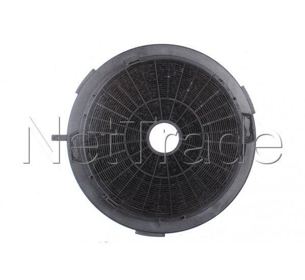 wpro filtre charbon d210 avec pattes de montage 210 484000008655. Black Bedroom Furniture Sets. Home Design Ideas