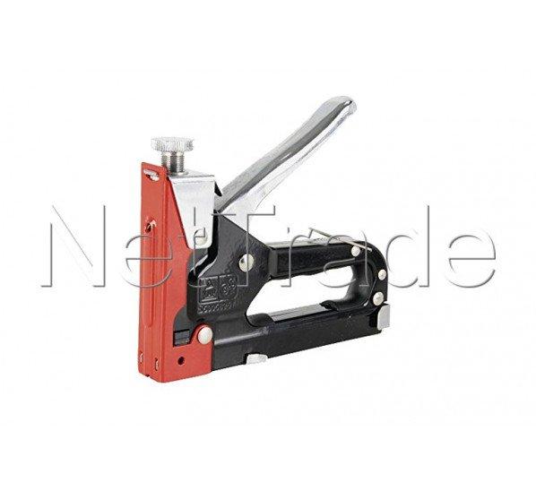 Cogex - Agrafeuse  4-14 mm  en mallette + agrafes & clous. - 60116