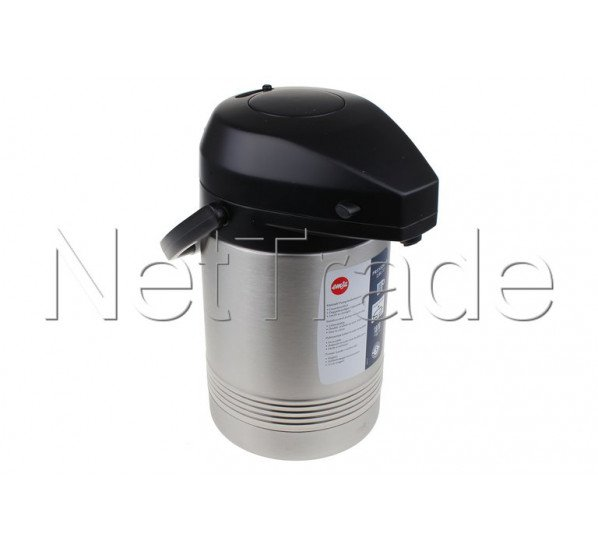 Emsa - President pichet pompe 2l inox - 637201600