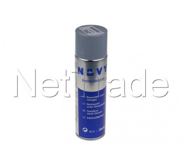 Novy - Nettoyant acier inoxydable - 500ml - 906060