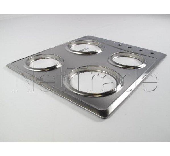Whirlpool - Taque inox 4e - 481944238802