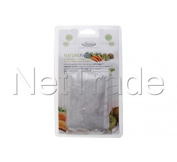 whirlpool nature fresh filtre antibact rien pour r frig rat 480181700845. Black Bedroom Furniture Sets. Home Design Ideas